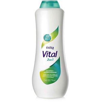 Ésika – Shampoo más Acondicionador Vital 2 en 1