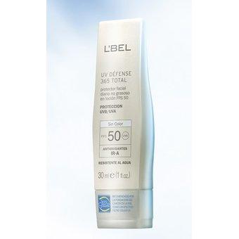 L'BEL – Protector Facial diario no grasoso UV defense 365 total