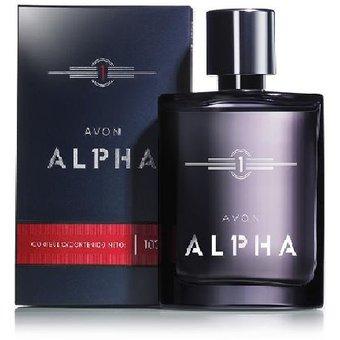 Avón – Alpha fragancia spray para él 100ml
