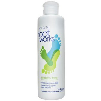 Avon – foot works loción descansa pies 250ml