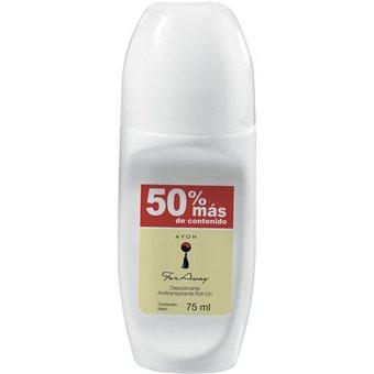 Avon – Far away Desodorante Antitranspirante roll on 75ml
