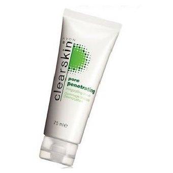 Avon – Clearskincrema exfoliante facial de acción profunda 75g