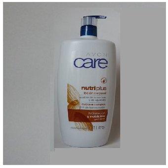 Avon – Loción Corporal Care para piel seca nutri plus 1000ml