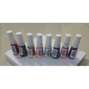 Avon – Pack Esmalte De Uñas Colortrend 8 Colores Variados