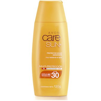 Avon – Sun+ Crema Protectora Solar FPS30 UVA/UVB 120g