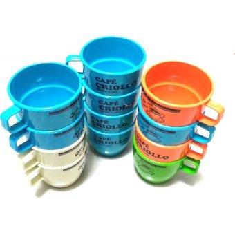 Mari Plast – Tazas Tamaño N° 1 Capacidad 330ml