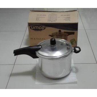 Umco – Olla a presión de 6 litros