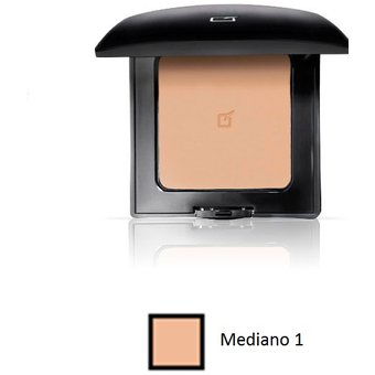 Unique – Perfect Cover Polvos Compactos SPF 12 – Tono Mediano 1