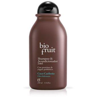 Unique – Shampoo & Acondicionador coco caribeño bio fruit