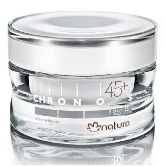 Natura – Chronos 45+ crema para rostro antiseñales 30g