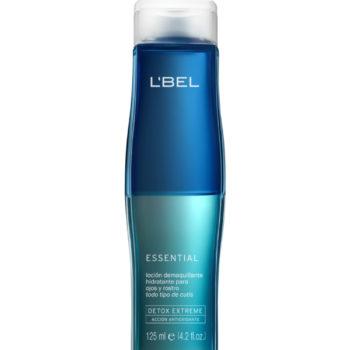 Desmaquillador Bifasico LBel Locion Essential hidratante para ojos y rostro Bifásico