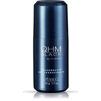 UNIQUE – Desodorante antitranspirante roll on Ohm Black