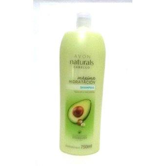 Avon – Máxima Hidratación Shampoo Aguacate Y Macadamia 750ml