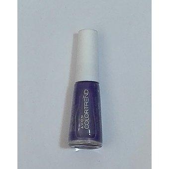 Avon – Esmalte de uñas Colortrend Morado Tinta