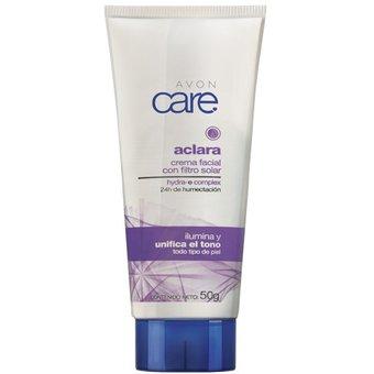 Avon – Aclara Crema Facial Con Filtro Solar 50g