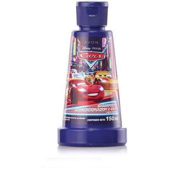 Avon – Cars shampoo y acondicionador 2 en 1 para niños 150ml