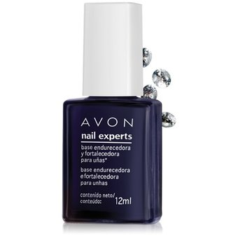 Avon – Nail Experts Base Endurecedora Y Fortalecedor Para Uñas12ml