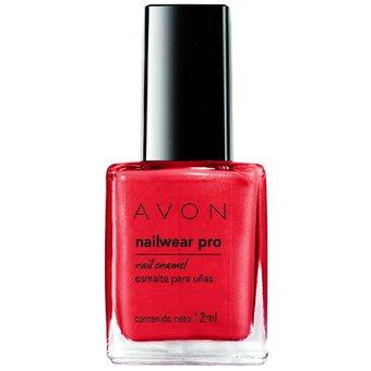 Avon – Esmalte Coral De Uñas Nailwear Pro+ De 12ml