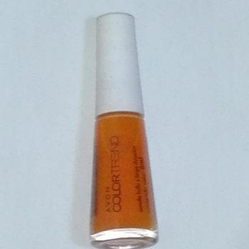 Avon – Esmalte de u?as Colortrend Naranja fuerte