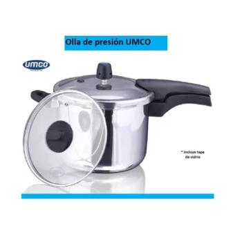 UMCO – 2056 Olla A Presión De 10 Litros