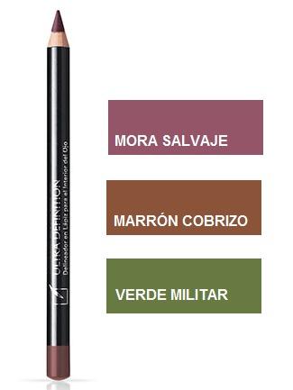 Esika – Ultra Definicion Delineador En Lapiz Para Ojos Color Marron Cobrizo 1.30g