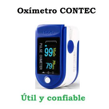 OXIMETRO PULSIOXIMETRO Contec CMS50D